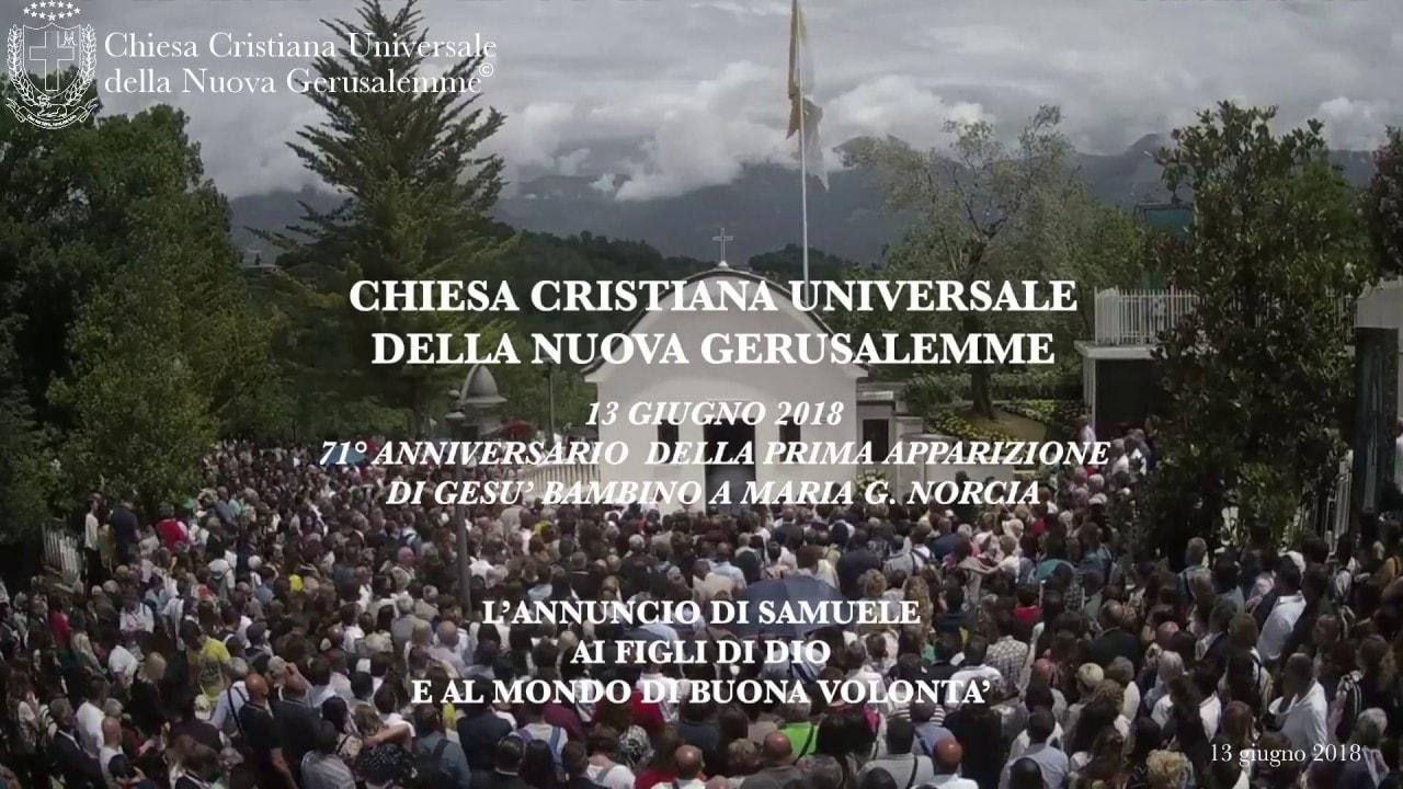 chiesa cristiana universale della nuova gerusalemme