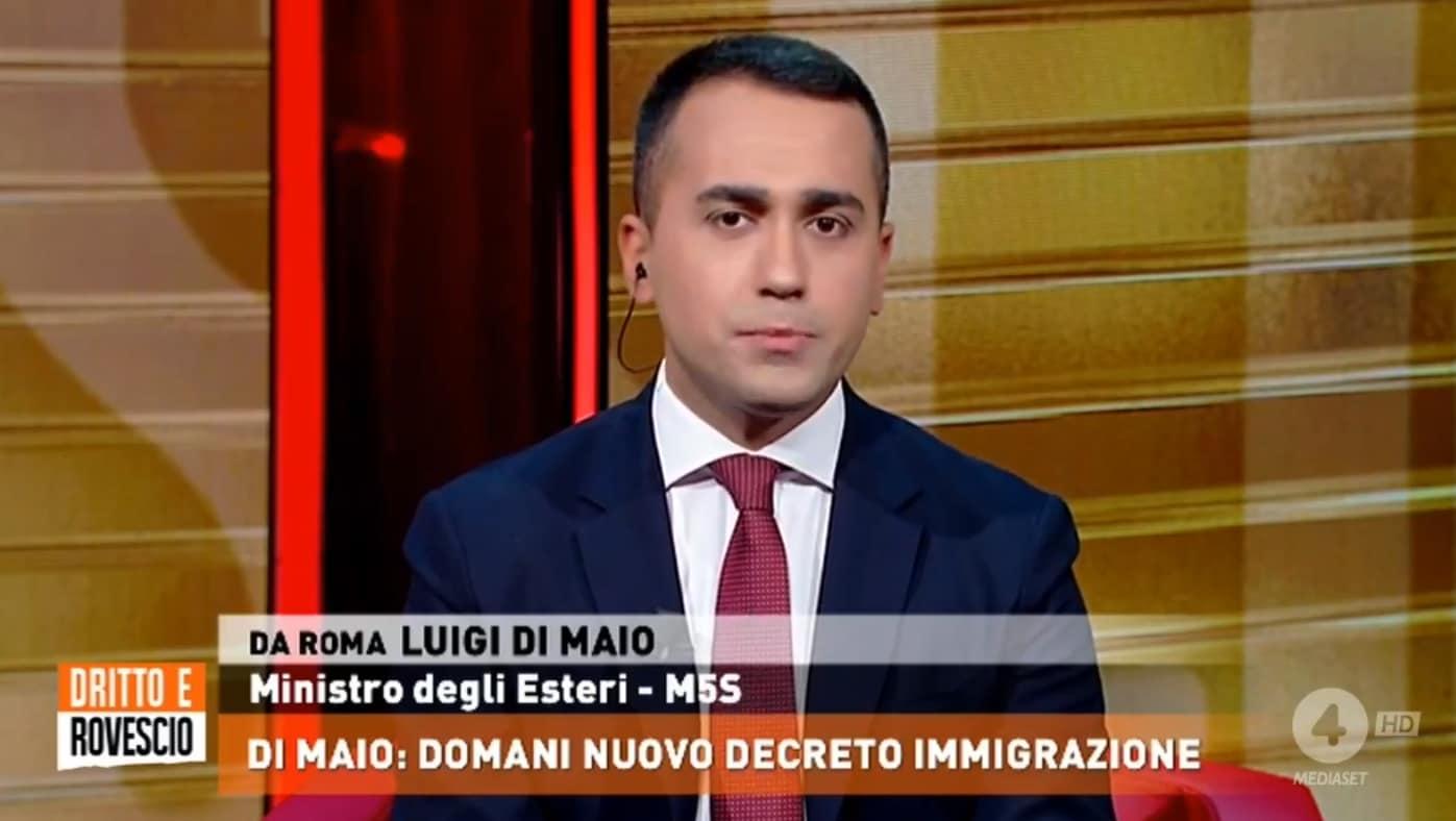di maio decreto immigrazione - 2