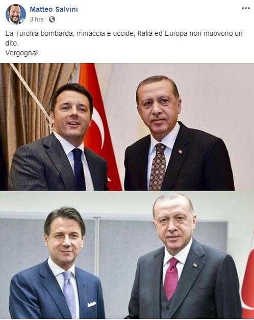 erdogan isis curdi salvini -1