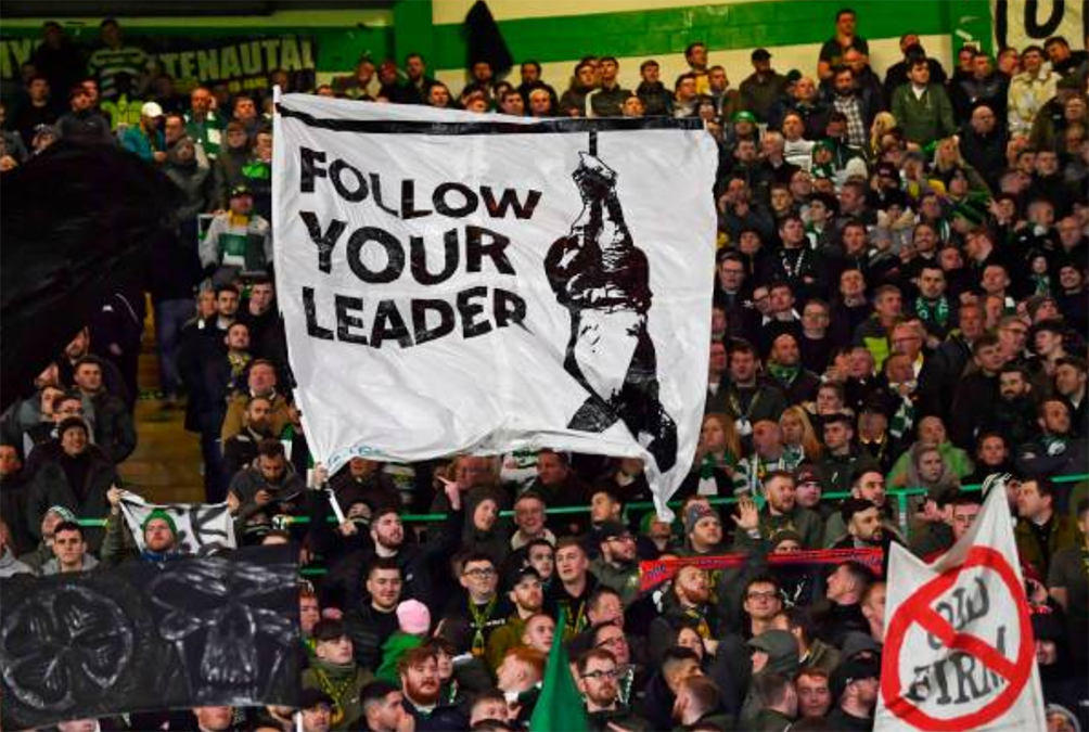 glasgow lazio fascisti celtic europa league - 1
