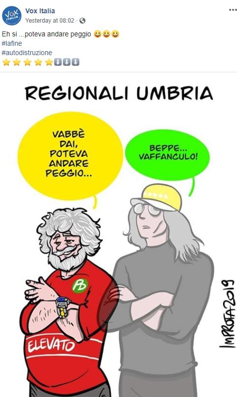 mario improta fusaro vox italia -2