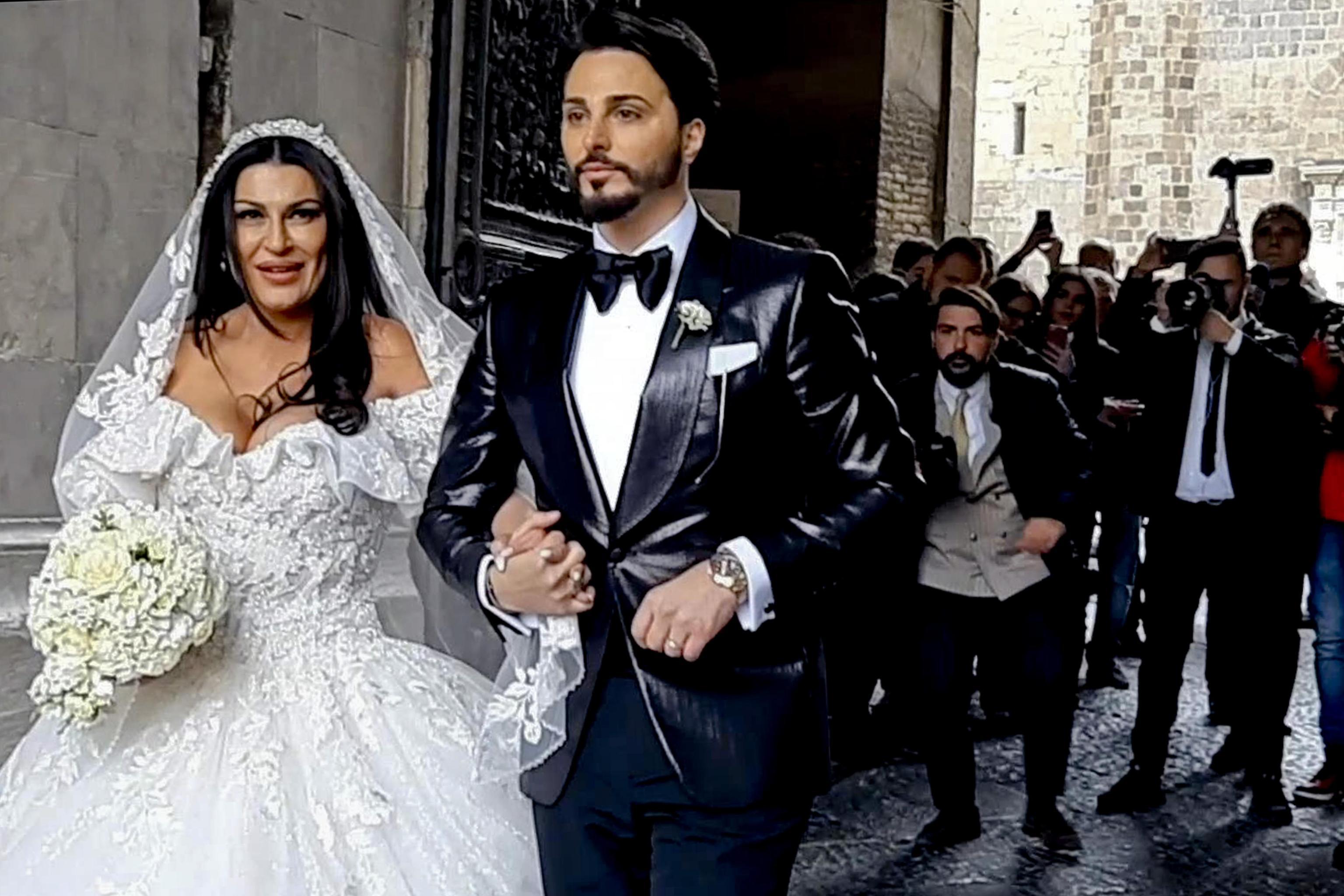 matrimonio tony colombo piazza del plebiscito
