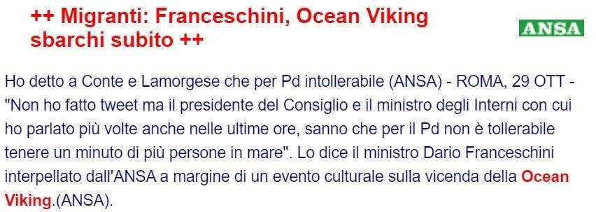 ocean viking franceschini