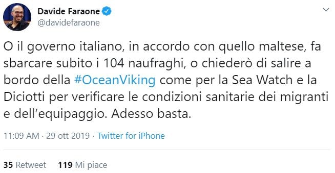ocean viking pd