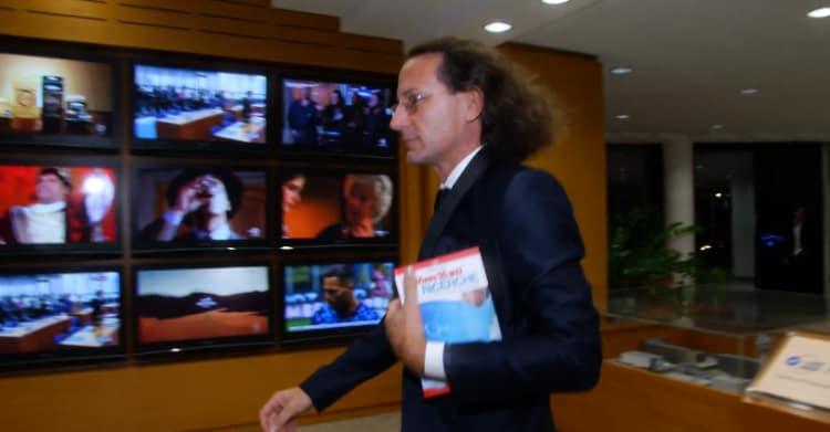 Adriano Panzironi Imputato Per Esercizio Abusivo Della Professione