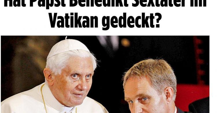 papa francesco abusi sessuali vaticano bild