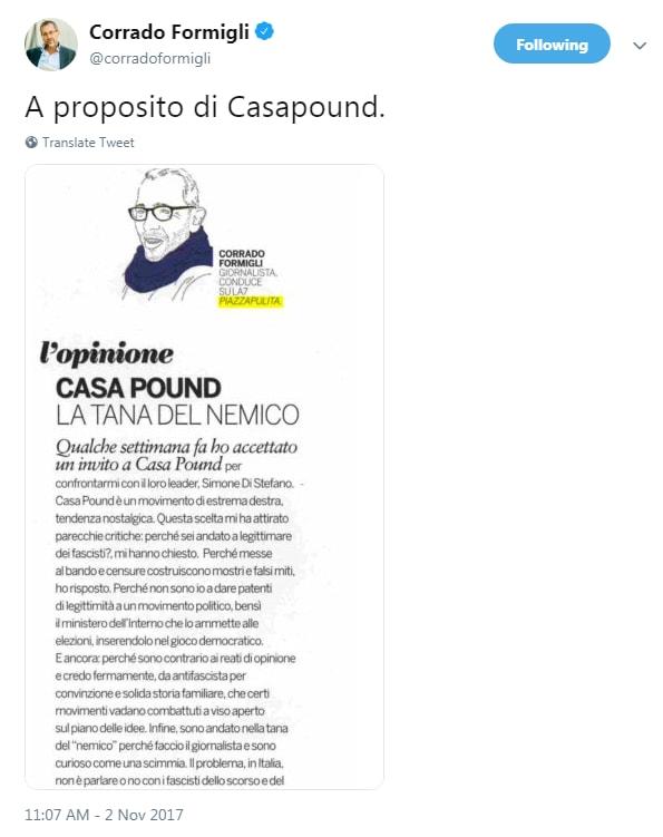 piazzapulita formigli inchiesta fake news - 3