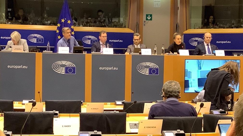 rackete parlamento europeo salvini - 1