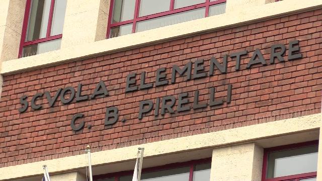 scuola elementare pirelli milano