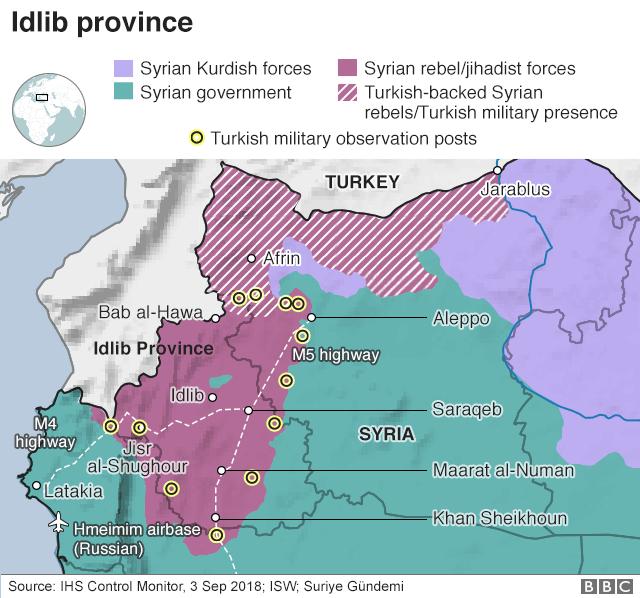 turchia siria curdi
