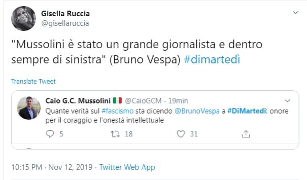caio mussolini vespa fascismo - 2