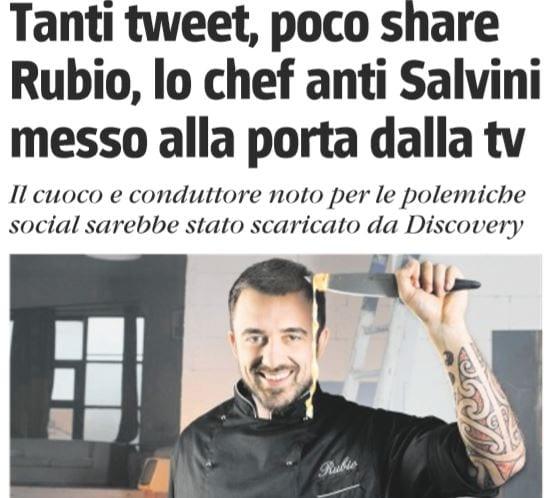 chef rubio camionisti in trattoria discovery channel