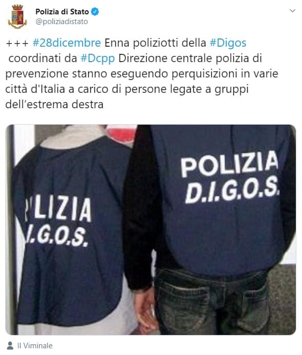 digos estrema destra italia