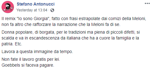 giorgia meloni remix - 4