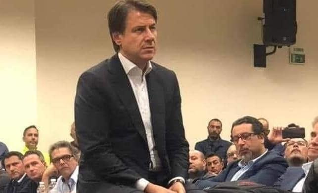 Giuseppe Conte Denunciato Dall Ex Moglie