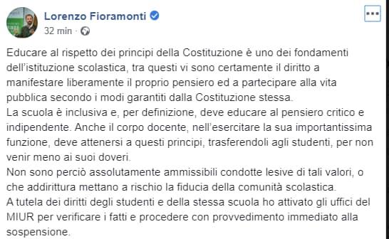 lorenzo fioramonti talamini bisi