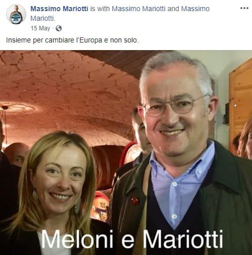 massimo mariotti fratelli d'italia neofascismo - 9