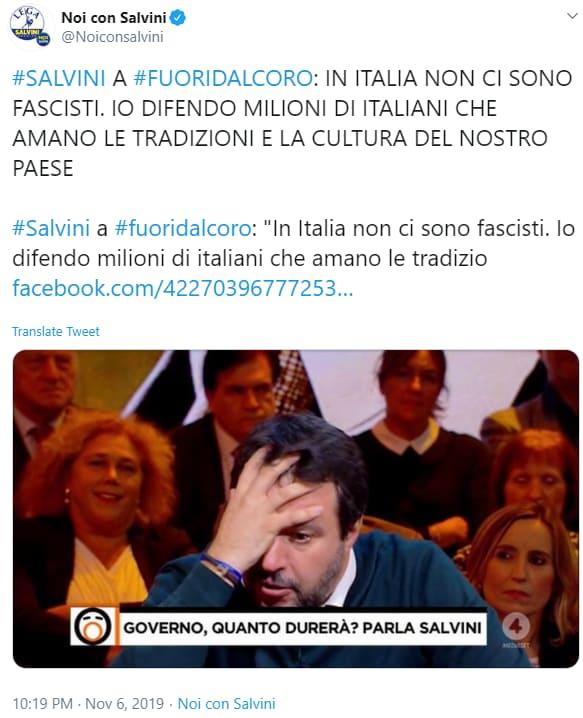 salvini fascisti italia - 1