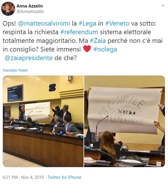 salvini referendum legge elettorale zaia veneto bocciato - 3