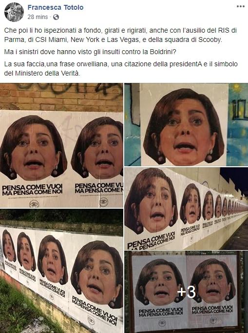 totolo boldrini manifesto - 1
