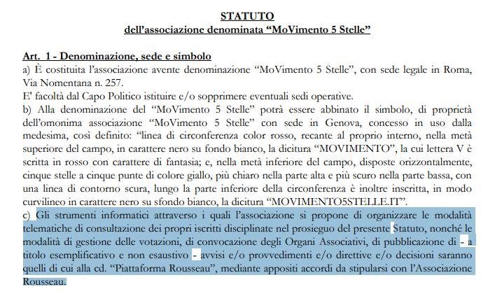 di maio piazza pulita rousseau casaleggio - 1