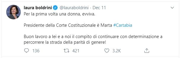laura boldrini marta cartabia - 1