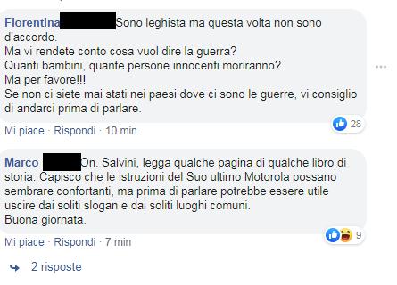 MATTEO SALVINI TRUMP SOLEIMANI 1