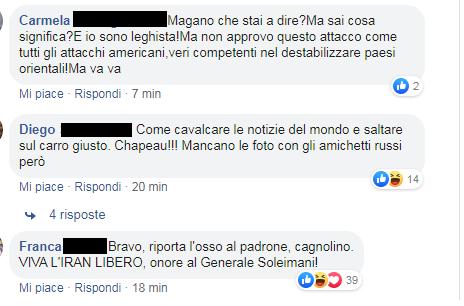 MATTEO SALVINI TRUMP SOLEIMANI 2
