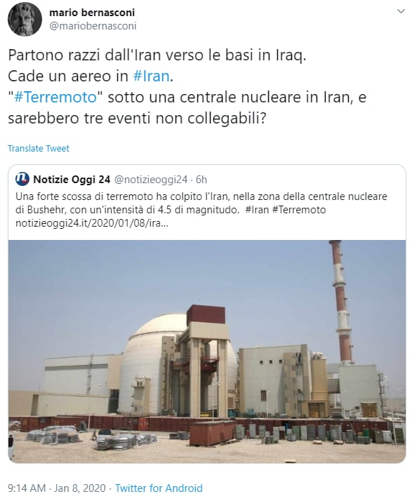 aereo ucraino iran caduto - 2
