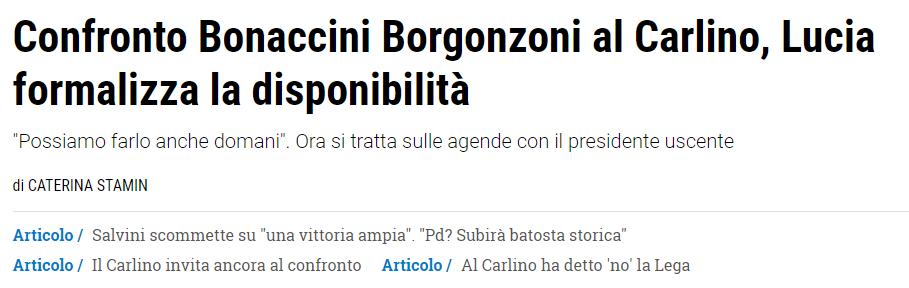 borgonzoni carlino