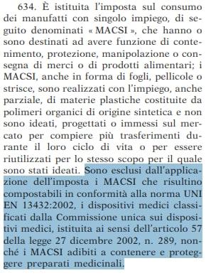 borgonzoni plastic tax - 3