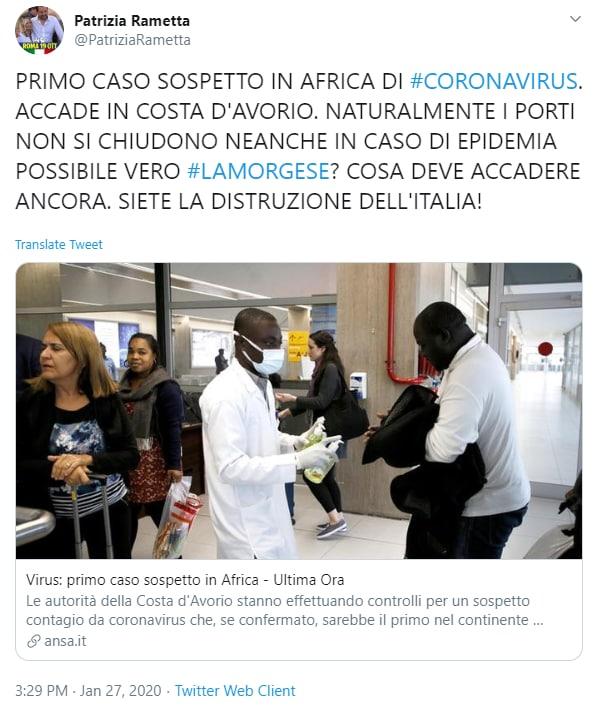 coronavirus migranti porti chiusi - 4