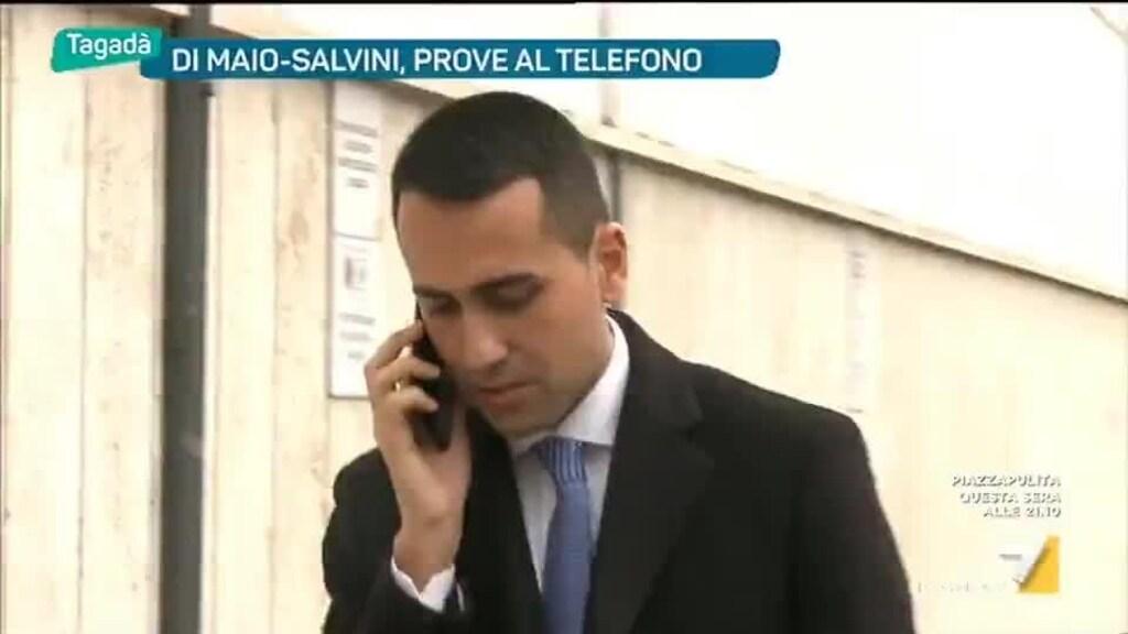 La telefonata di Di Maio a Grillo dal bunker (e il progetto