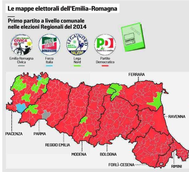 Sondaggi e voti: dove e come si vincono le elezioni in Emili