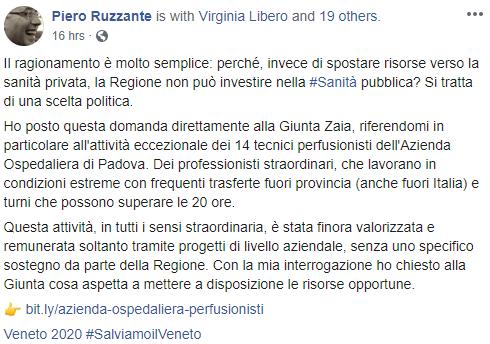 lucia borgonzoni ospedali sanità privata treviso -2