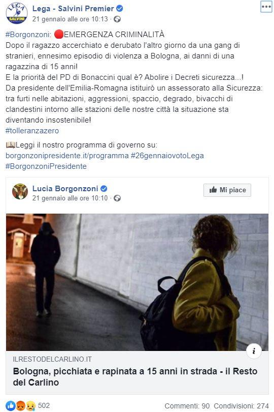 """Salvini e il ragazzo """"tunisino"""" che avrà «le sue scuse» SE n"""