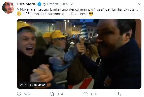 profezie morisi emilia romagna - 2