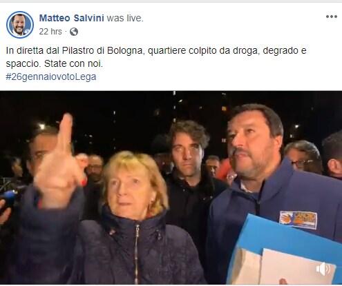 salvini citofono carabiniere pilastro inchiesta - 1