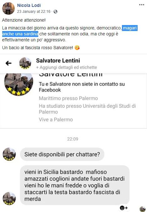 Il fallimento della strategia della paura di Matteo Salvini
