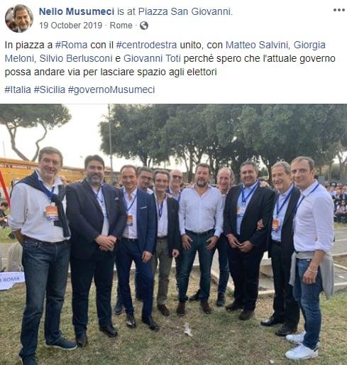 L'affarone della Sicilia che ha votato il centrodestra: a ri