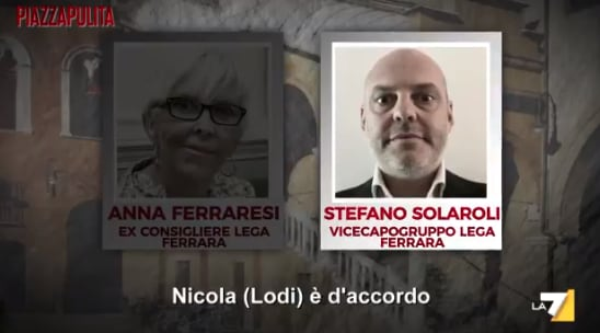 Stefano Solaroli e quell'offerta che non si poteva rifiutare |  l'audio di PiazzaPulita che
