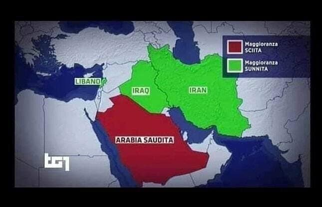 tg1 sciiti sunniti