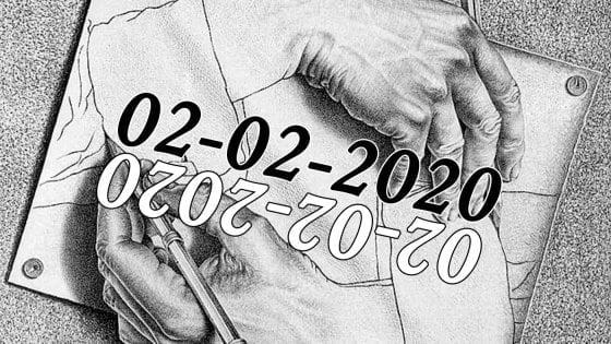 02 02 2020 palindroma data