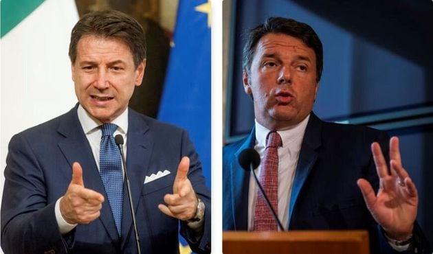 Conte e Renzi: la partita a scacchi sul Conte Ter