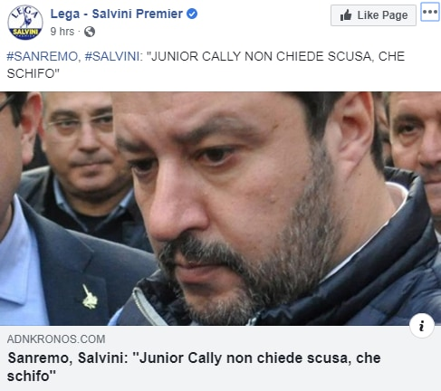matteo salvini junior cally - 6