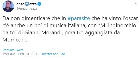 morandi parasite canzone - 8