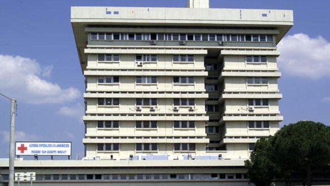 ospedale moscati taranto coronavirus