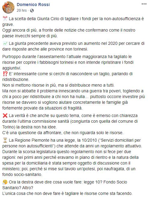 regione piemonte assistenza persone non autosufficienti - 2