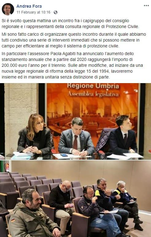 regione umbria lega protezione civile - 1