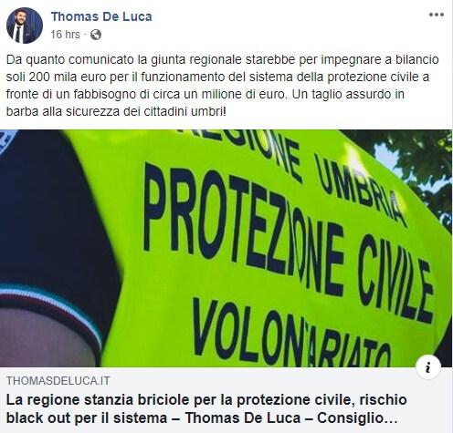 regione umbria lega protezione civile - 2